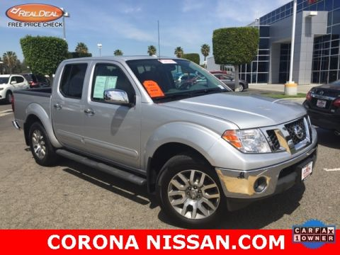 Certified Pre-Owned 2013 Nissan Frontier SL 4WD