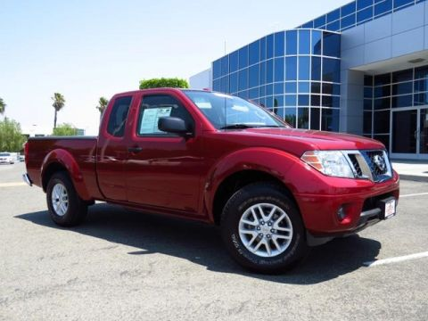 Certified Pre-Owned 2015 Nissan Frontier SV RWD Long Bed