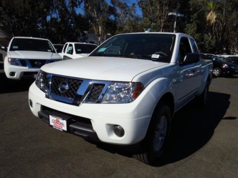 New 2016 Nissan Frontier SV RWD Long Bed