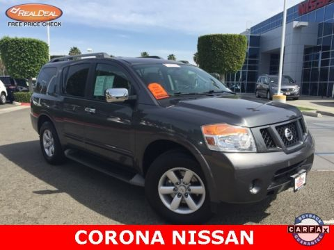 Certified Pre-Owned 2012 Nissan Armada  RWD 4D Sport Utility