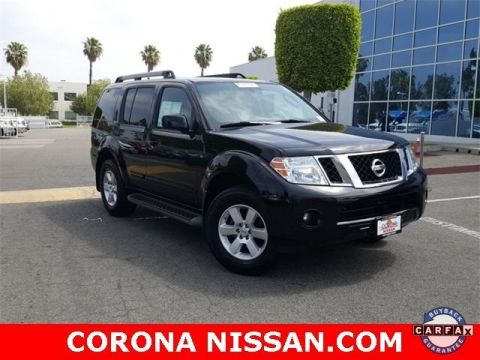 Certified Pre-Owned 2012 Nissan Pathfinder  4WD