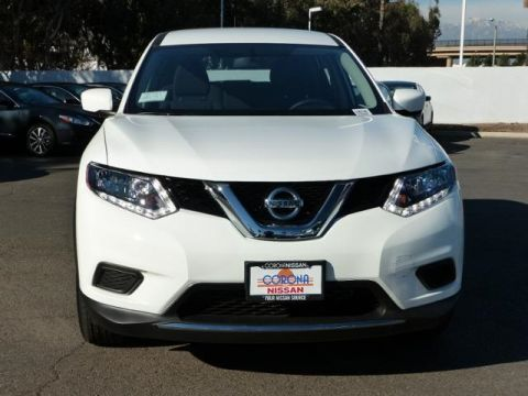 New 2016 Nissan Rogue S FWD 4D Sport Utility